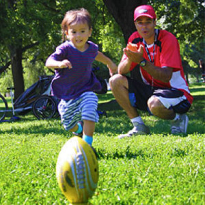 Building lifelong healthy habits, starts at an early age. What sets Sportball programs apart from other children's programs?